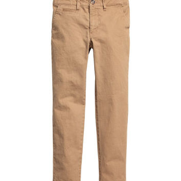 H&M Slim fit Chinos $19.99