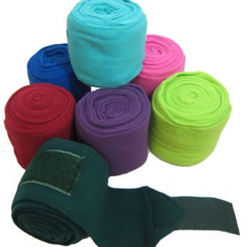 Saddles Tack Horse Supplies - ChickSaddlery.com Economy Polo Wraps <>