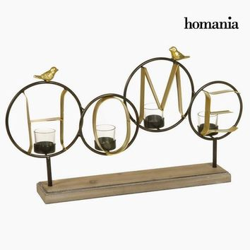 Home  metal decoration by Homania