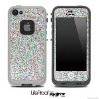 Colorful Dotted Skin for the iPhone 4/4s or 5 by TheSkinDudes