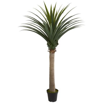 6.5' Yucca Cane Artificial Plant
