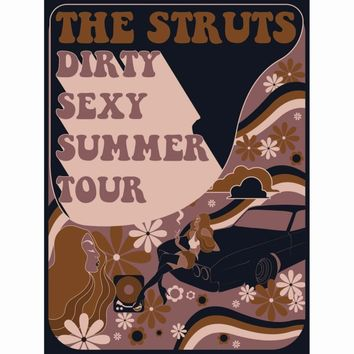 Tour Merch | Shop The Struts Official Store