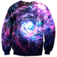 Worm Hole Sweatshirt
