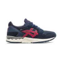 Asics Platinum Gel Lyte V in Navy