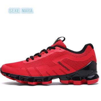 Men's Stylish Absorbing Sole Non-Slip Athletic Shoes