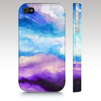 Iphone 4s case iphone 4 case iphone case watercolor by RoveStudio
