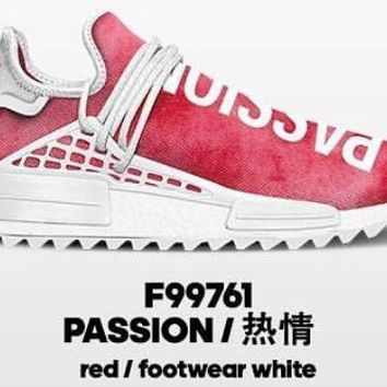 BC QIYIF Adidas PW NMD Trail HU China Exclusive Passion Red White F99761 PRE ORDER