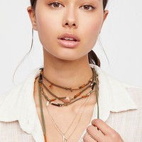 Ranchero Leather Necklace