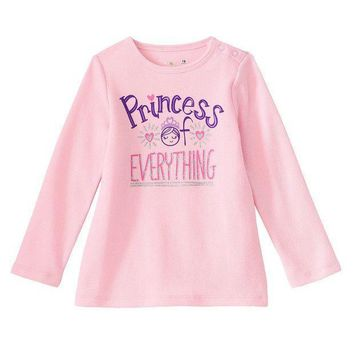 Jumping Beans Thermal Tunic   Baby Girl Size: