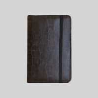 Kindle Cover Hardcover Kindle Case Nook Cover Nexus 7 Cover Nexus 7 Case Custom eReader Cover Faux Textured Leather
