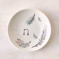 Plum & Bow Monogram Trinket Catch-All Dish