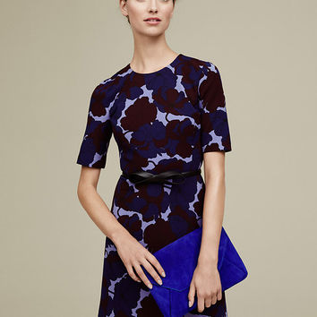 Abstract Floral Dress | Ann Taylor