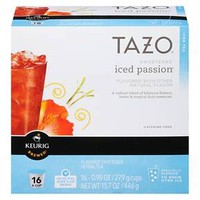Tazo® Iced Passion Tea K-Cup Pods - 16ct