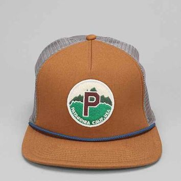 Patagonia Master Chief Trucker Hat- Brown One