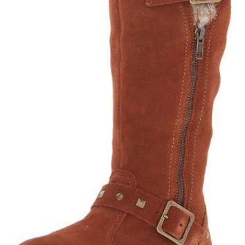 Skechers Women's Keepsakes Tall 2 Buckle Snow Boot