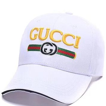 Perfect Gucci Women Men  Fashion Casual Cap