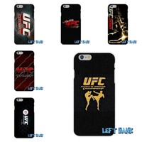 Super UFC Boxer Fighter Logo  Silicon Soft Phone Case For Huawei G7 G8 P8 P9 Lite Honor 5X 5C 6X Mate 7 8 9 Y3 Y5 Y6 II