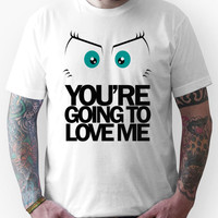 Fluttershy - You're Going to Love Me Unisex T-Shirt