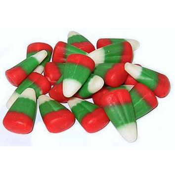 Christmas Candy Corn 1/2 lb bulk