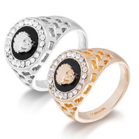 Shiny Stylish Jewelry New Arrival Gift Accessory Men Ring [10985355015]