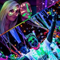 20ml UV Glow Neon Festival Face Body Paint