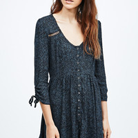 Kimchi Blue Crepe Lizzie Dress - Urban Outfitters