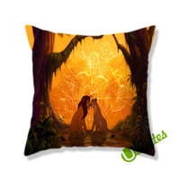 The Lion King Square Pillow Cover
