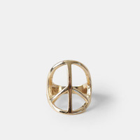 Peace Be With You Ring - $10.00 : ThreadSence, Women's Indie & Bohemian Clothing, Dresses, & Accessories
