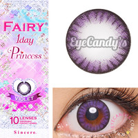 Fairy 1 Day Princess Violet