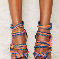 Lust For Life Phantasy Suede Heel