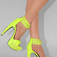 Fully Loaded - Neon Yellow
