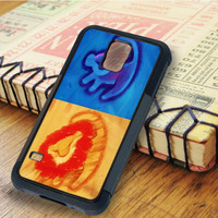 the lion king Simba the lion king case simba art art cartoon | For Samsung Galaxy S5 Cases | Free Shipping | AH0763