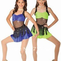 Aliexpress.com : Buy Ballet Dance Wear, Jazz Performance Costumes DF 11562 from Reliable Jazz Costumes suppliers on Ballet Costumes Dance Favourite