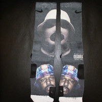 School Boy Q Oxymoron Nike Elite Sock