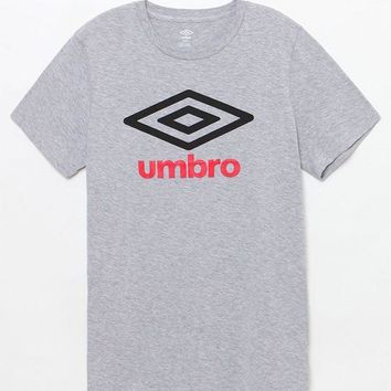 DCCKJH6 Umbro Double Diamond T-Shirt