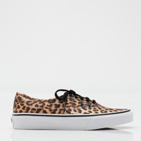 Vans / Authentic In Leopard