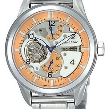Orient Star Retro Motorcycle Concept Automatic Power Reserve Watch YFH03002M