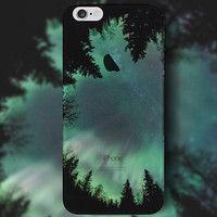 Forest Night iPhone 5 5S iPhone 6 6S Plus Case + Nice Gift Box