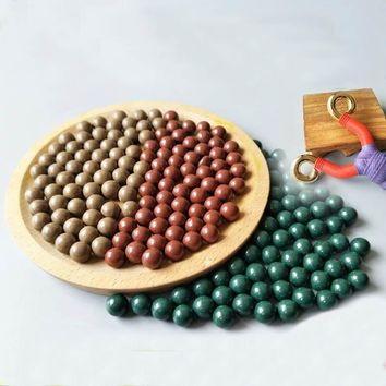 100PCS/lot Hunting Slingshot Ball Slingshot Beads Bearing of Mud Beads Ammo Solid Drawing-board Ball Clay Mud Eggs