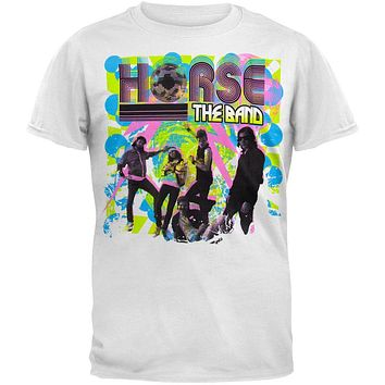 Horse The Band - Super 80's T-Shirt