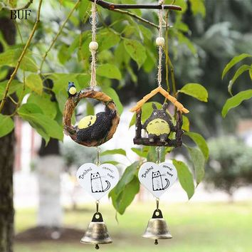 cute  Japanese Wind Chimes Antique look House Decor