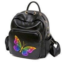 small mini leather backpack women bags for 2017 backpacks for teenage girls