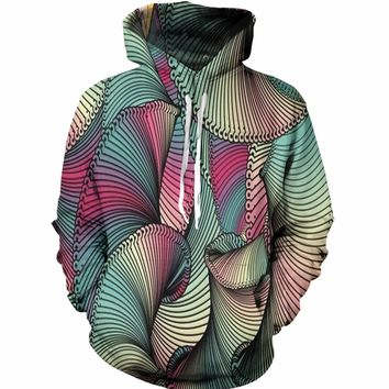 The Trippy Vortex Hoodie