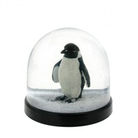 SNOW GLOBE PINGUIN