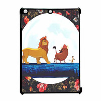 The Lion King Disney Floral iPad Air Case