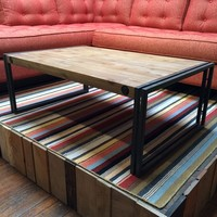 Brooklyn Coffee Table - Big Merch