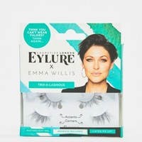 Eylure x Emma Willis Trix-A-Lashious False Eyelashes at asos.com