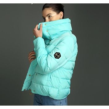 Women's Padded Down Parka Jacket (3 Colors)