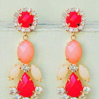Barbie's Favorite Earrings: Red | Hope's