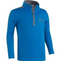 Under Armour Little Boys' Longevity 1/4 Zip Long Sleeve Shirt | DICK'S Sporting Goods